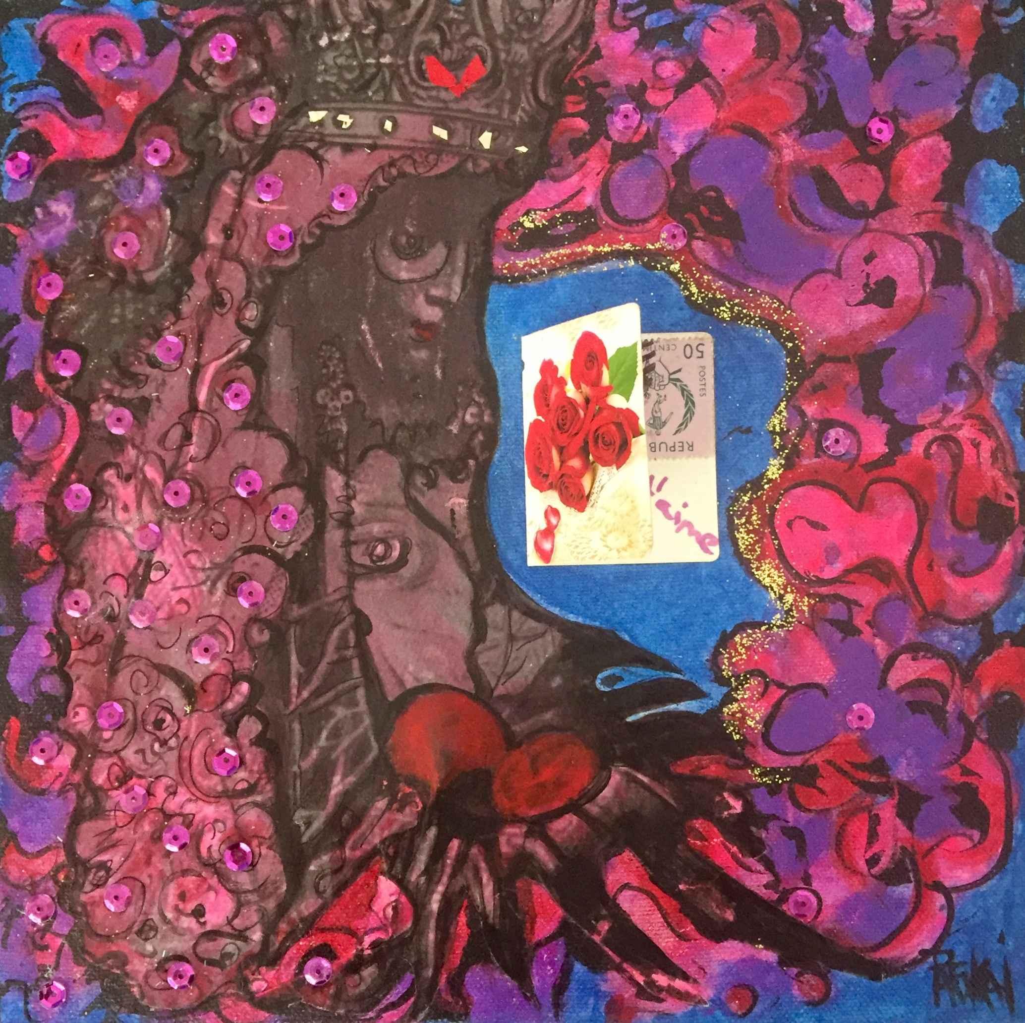 Fanm Pa Lavyej #6 by  Pascale FAUBLAS - Masterpiece Online