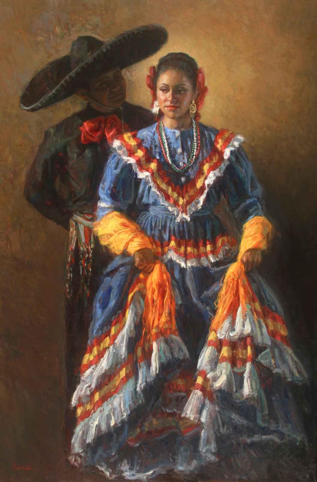 LaPareja by Mr. William Kalwick - Masterpiece Online