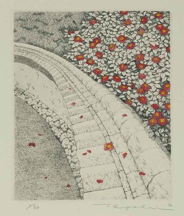 Camellia by  Ryohei Tanaka - Masterpiece Online