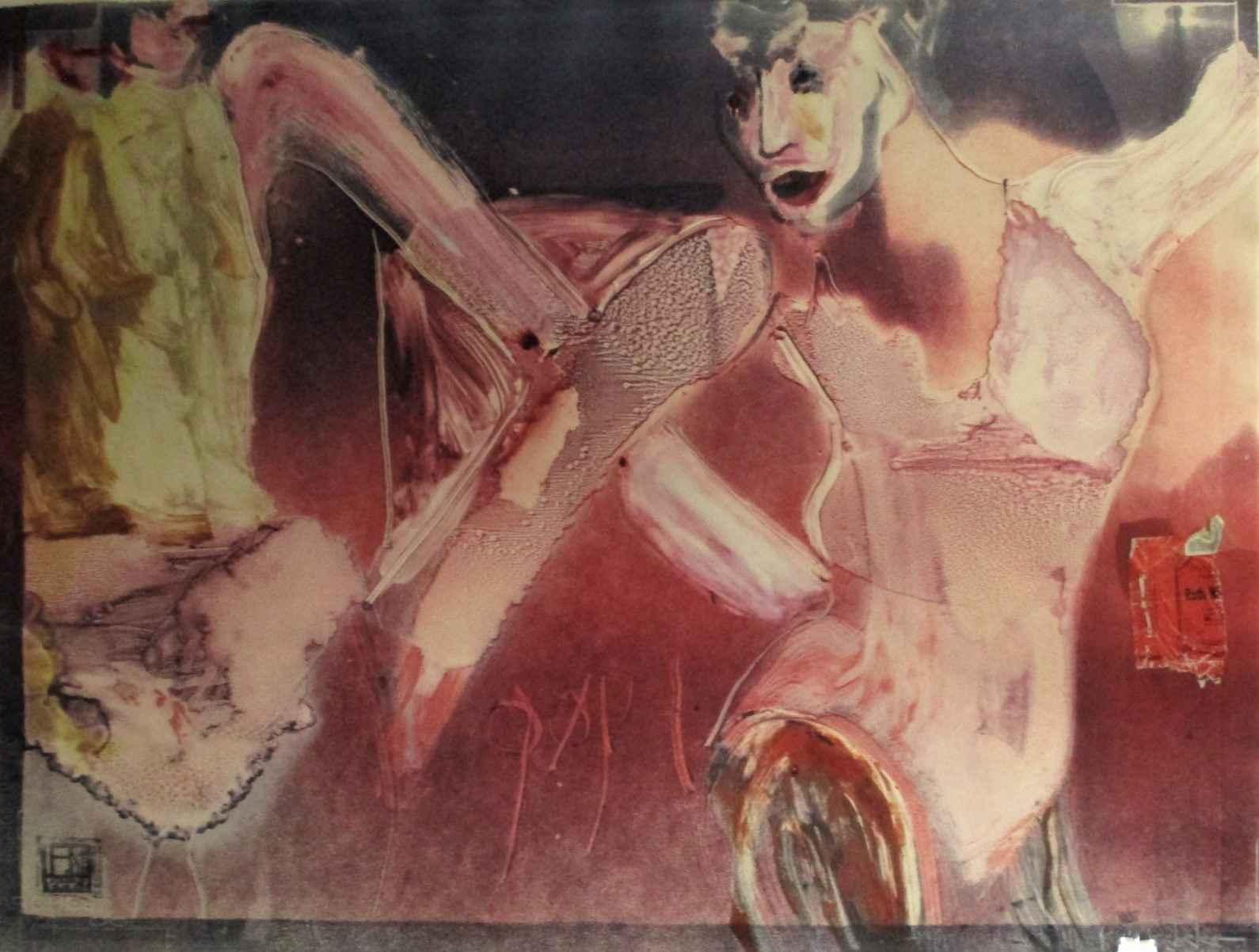 Untitled ( Dancer) by  Royal Nebeker - Masterpiece Online