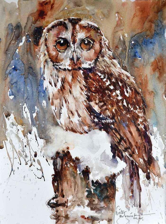 Winter by  Bev Jozwiak - Masterpiece Online