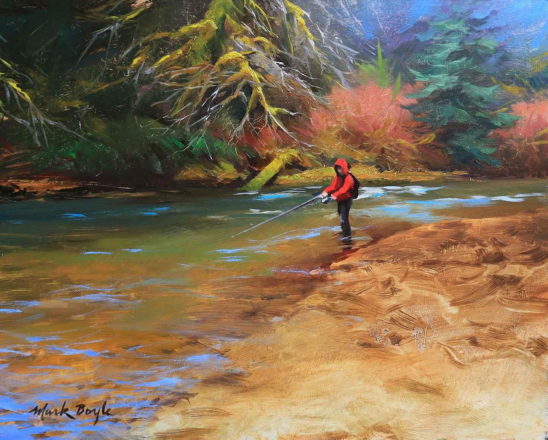 Rainforest Creek by Mr Mark Boyle - Masterpiece Online