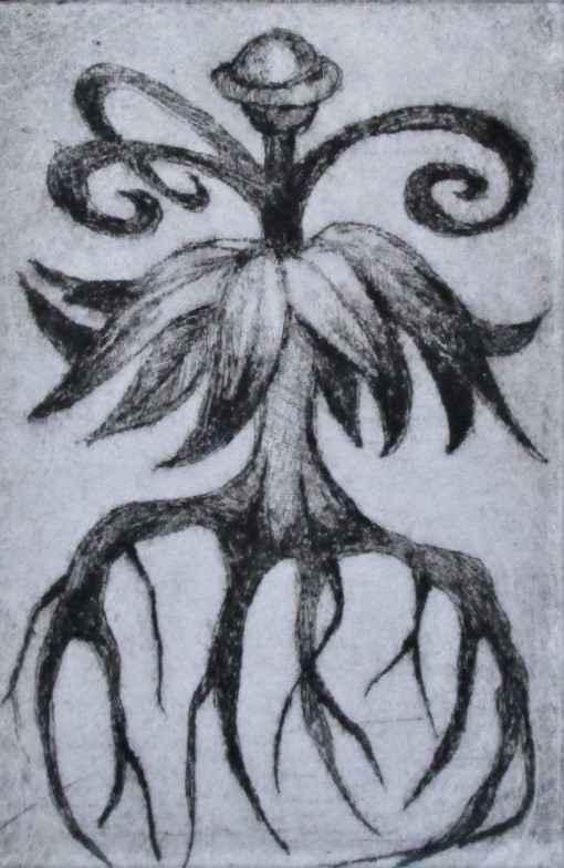 Untitled (fritallaria... by  Jennifer Hanks - Masterpiece Online