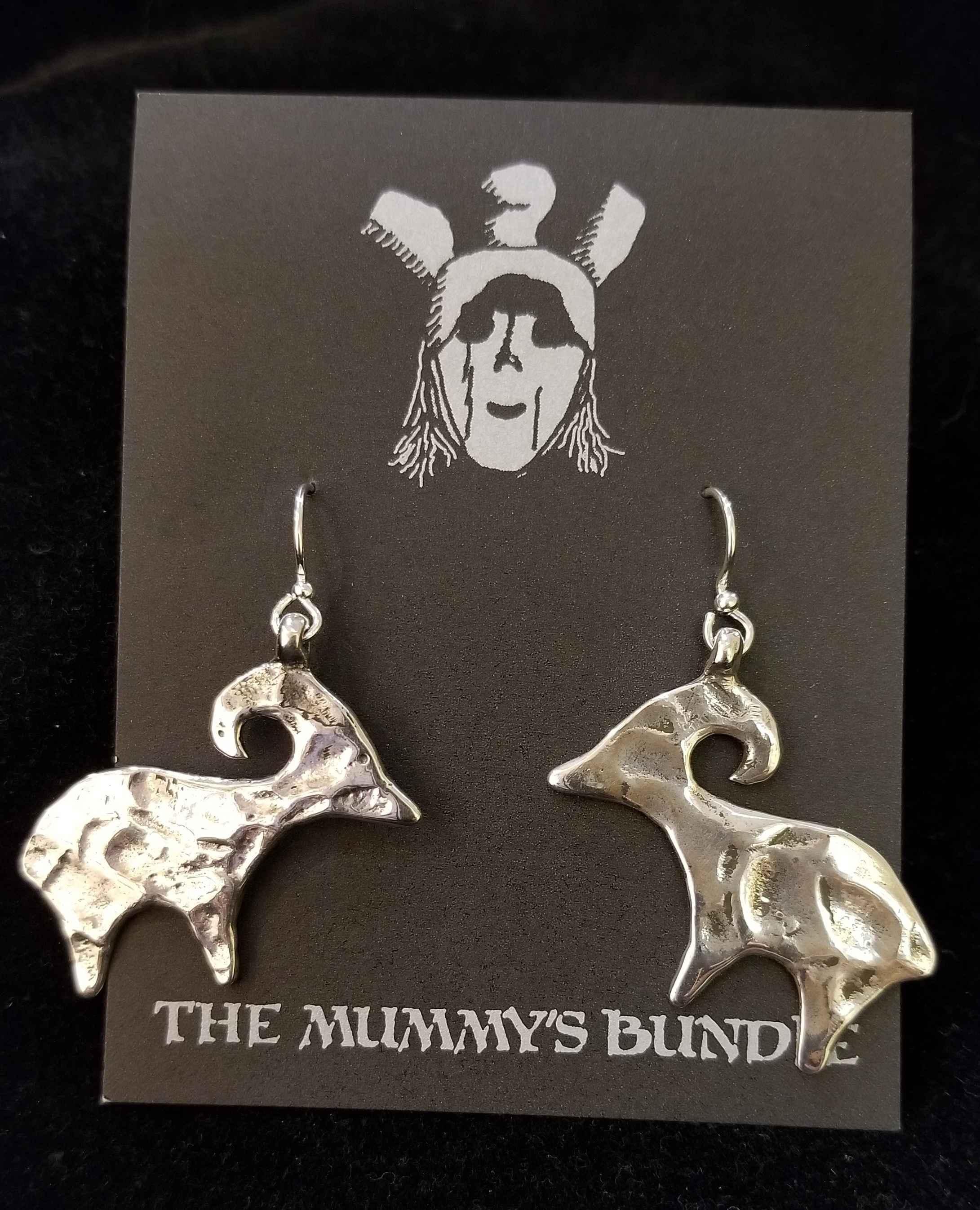 Bighorn Sheep Silver ... by  Mummy's Bundle - Masterpiece Online