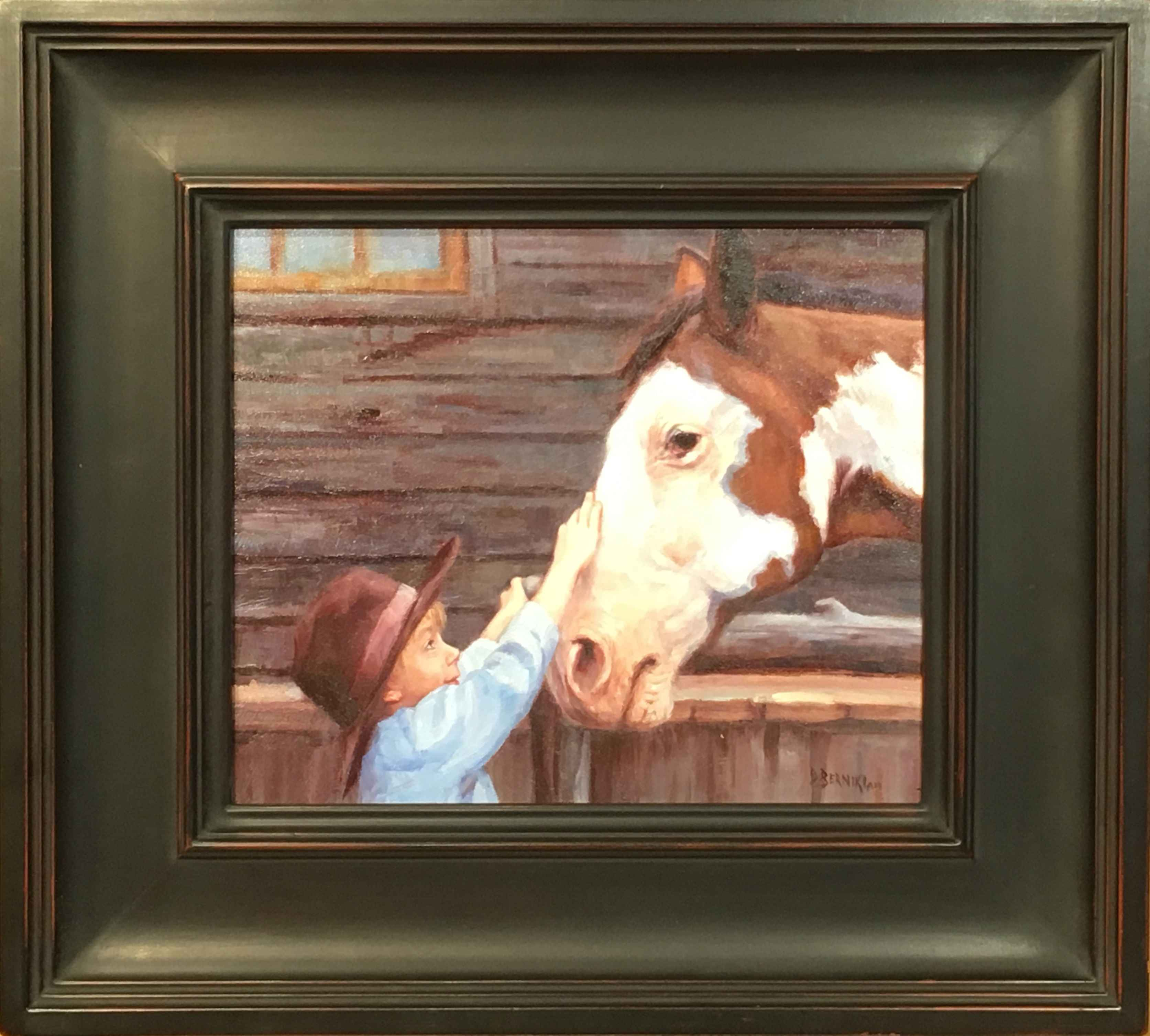 Best Friends by  Deborah Berniklau - Masterpiece Online