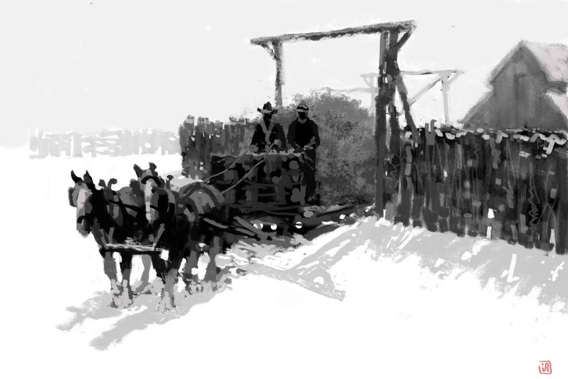 First Snow AL by Mr. & Mrs. Jim Rey - Masterpiece Online