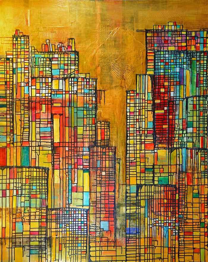 City Lights by Mr Stephen Gillberry - Masterpiece Online