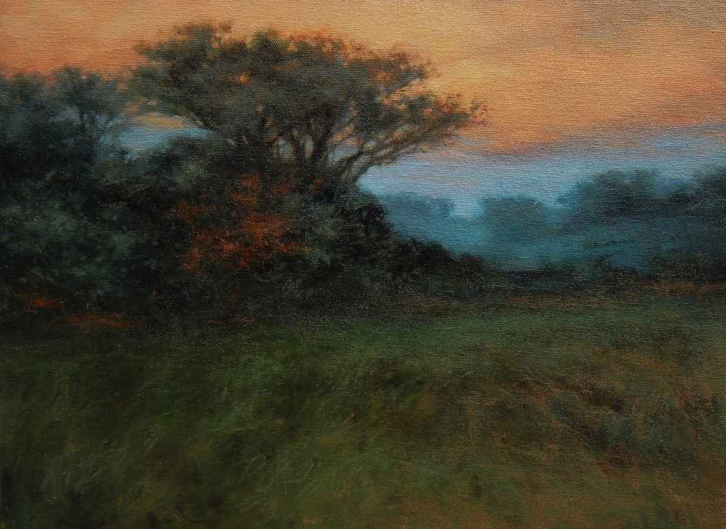 Late Summer Mist by  Darlou Gams - Masterpiece Online
