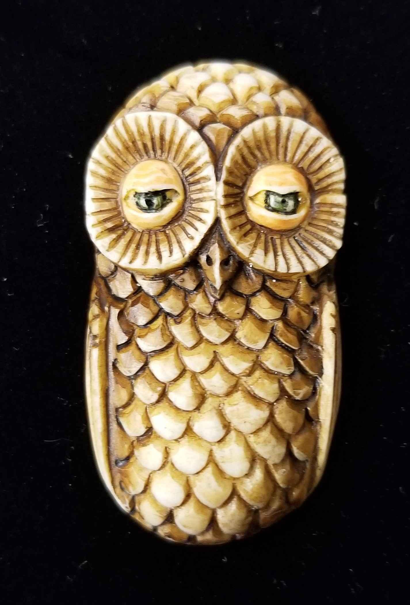 Owl by  Susan Tereba - Masterpiece Online
