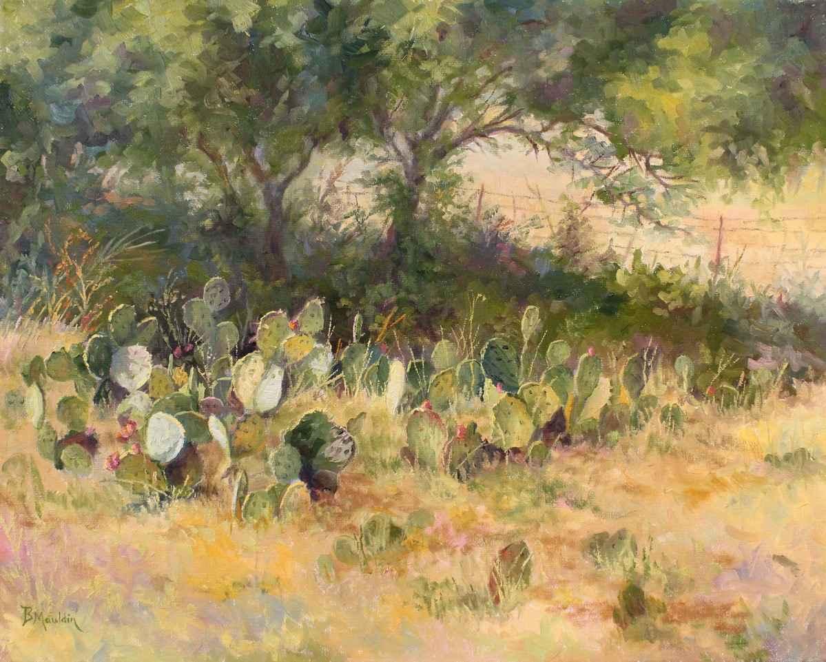 Cactus Clan by  Barbara Mauldin - Masterpiece Online