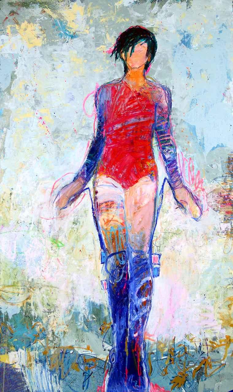 Spiritus 5 by Ms. Jylian Gustlin - Masterpiece Online
