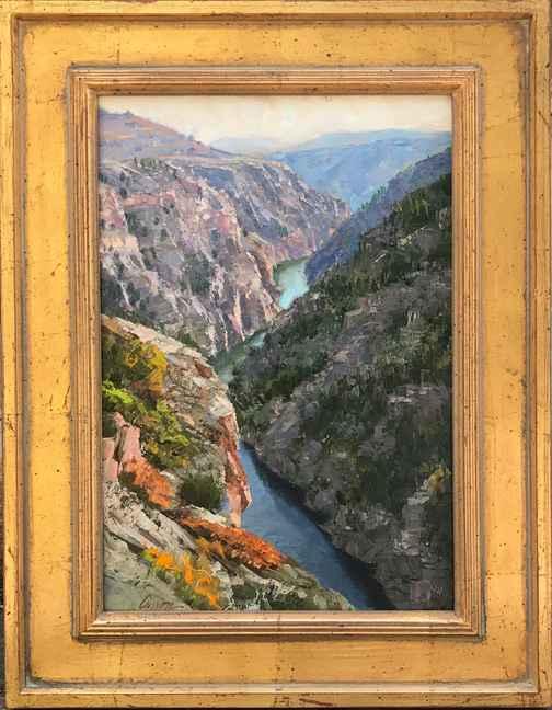 Black Canyon Bender by Mr. & Mrs. Kent Lemon - Masterpiece Online