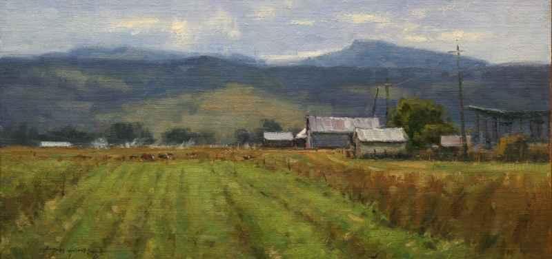 Star Valley Farm  by  John Hughes