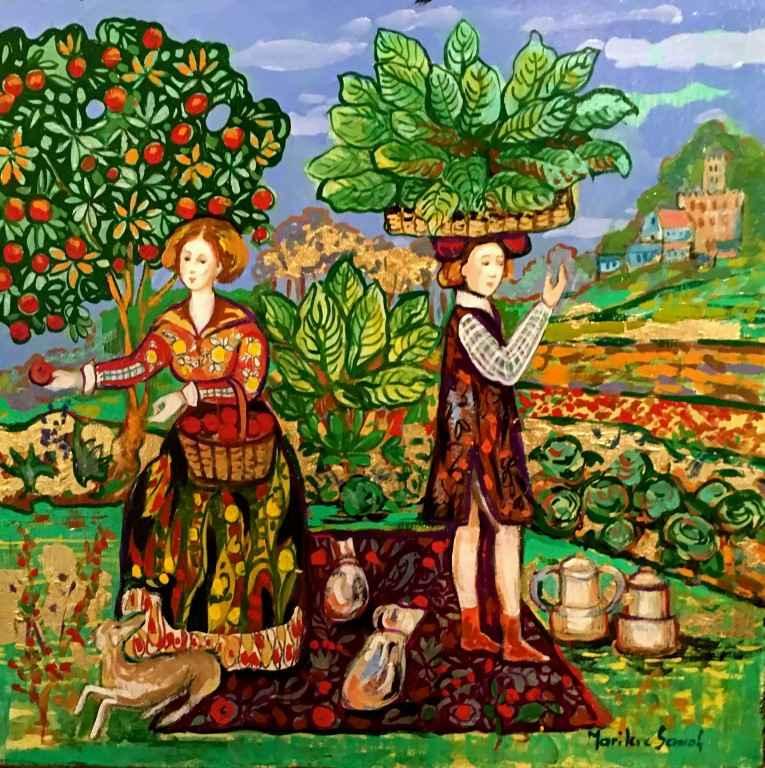 The Farm by  Marilene Sawaf - Masterpiece Online