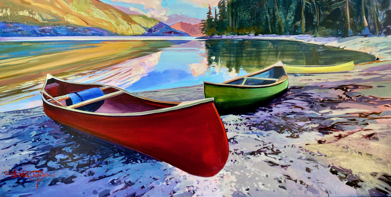 Great Canadian Secret by  Stephanie Gauvin - Masterpiece Online