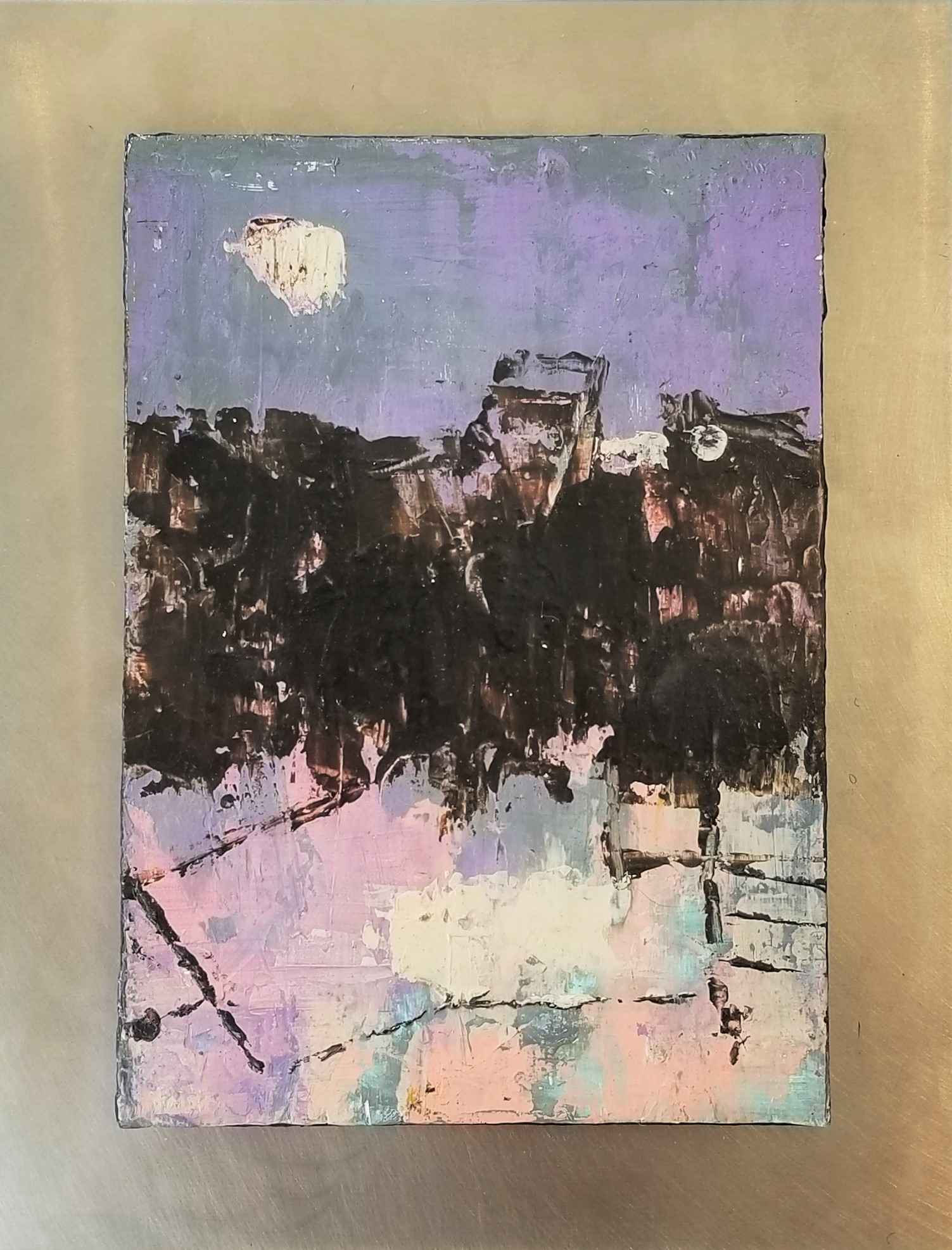 Abstract 1 by  Claudette Lee-Roseland - Masterpiece Online
