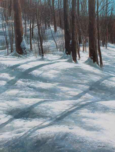 Snow Textures by  Michael Wheeler - Masterpiece Online
