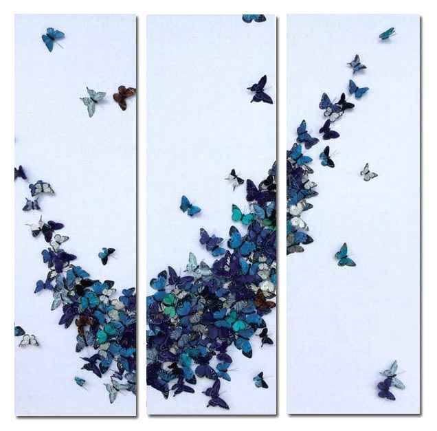 Splash (Triptych) by  Juan Carlos Collada - Masterpiece Online
