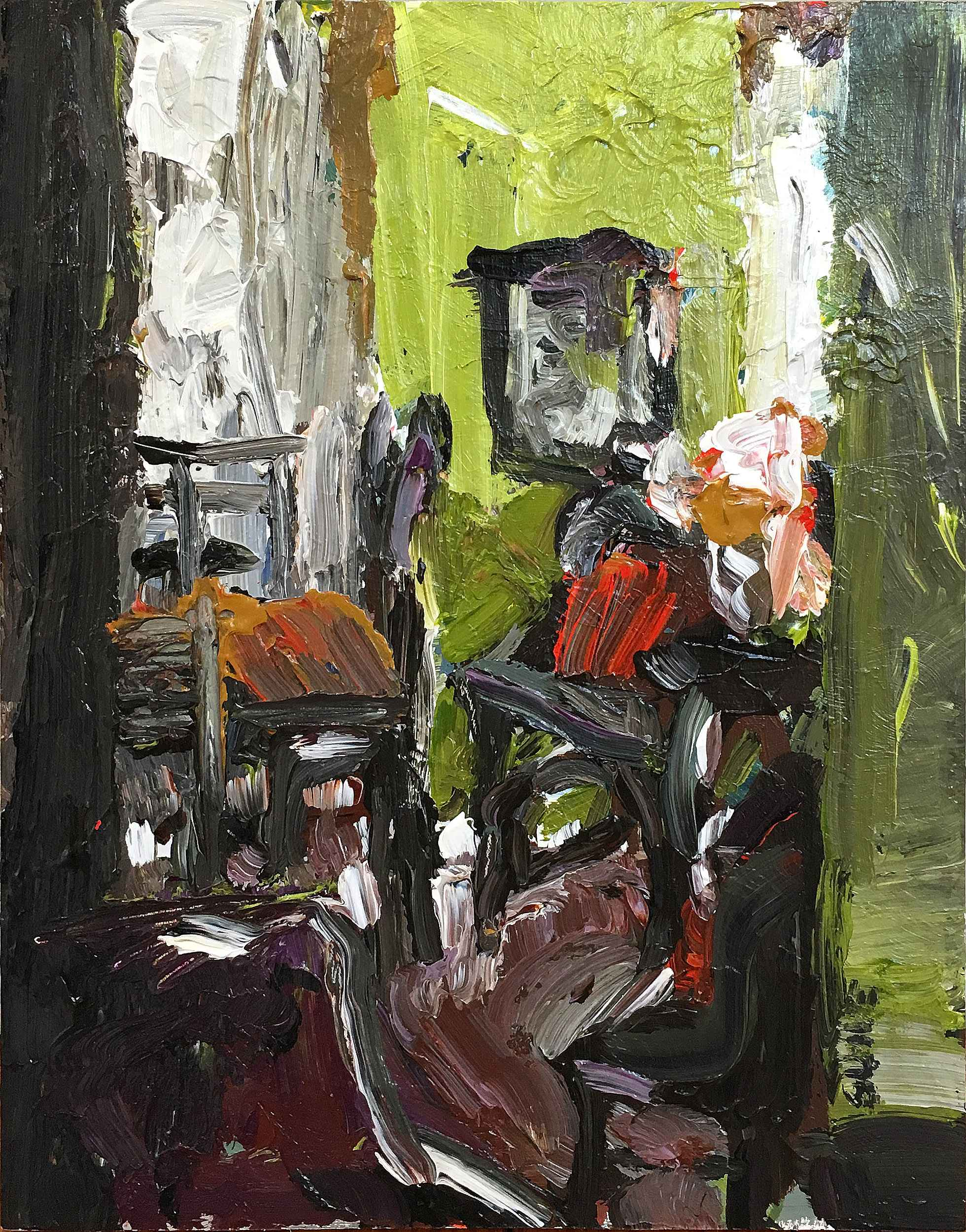 Dining Room by  Rita Guile - Masterpiece Online