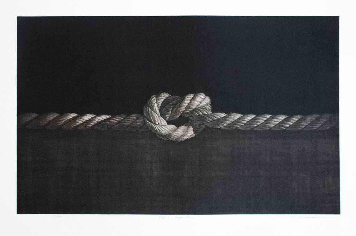 Object-Rope No.3 by  Katsunori Hamanishi - Masterpiece Online