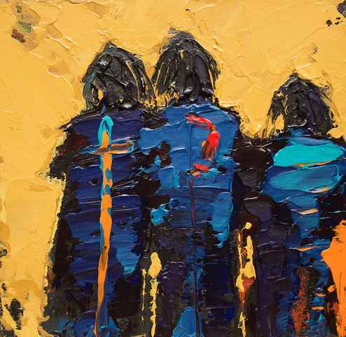 Sisters by  Ray Tigerman - Masterpiece Online