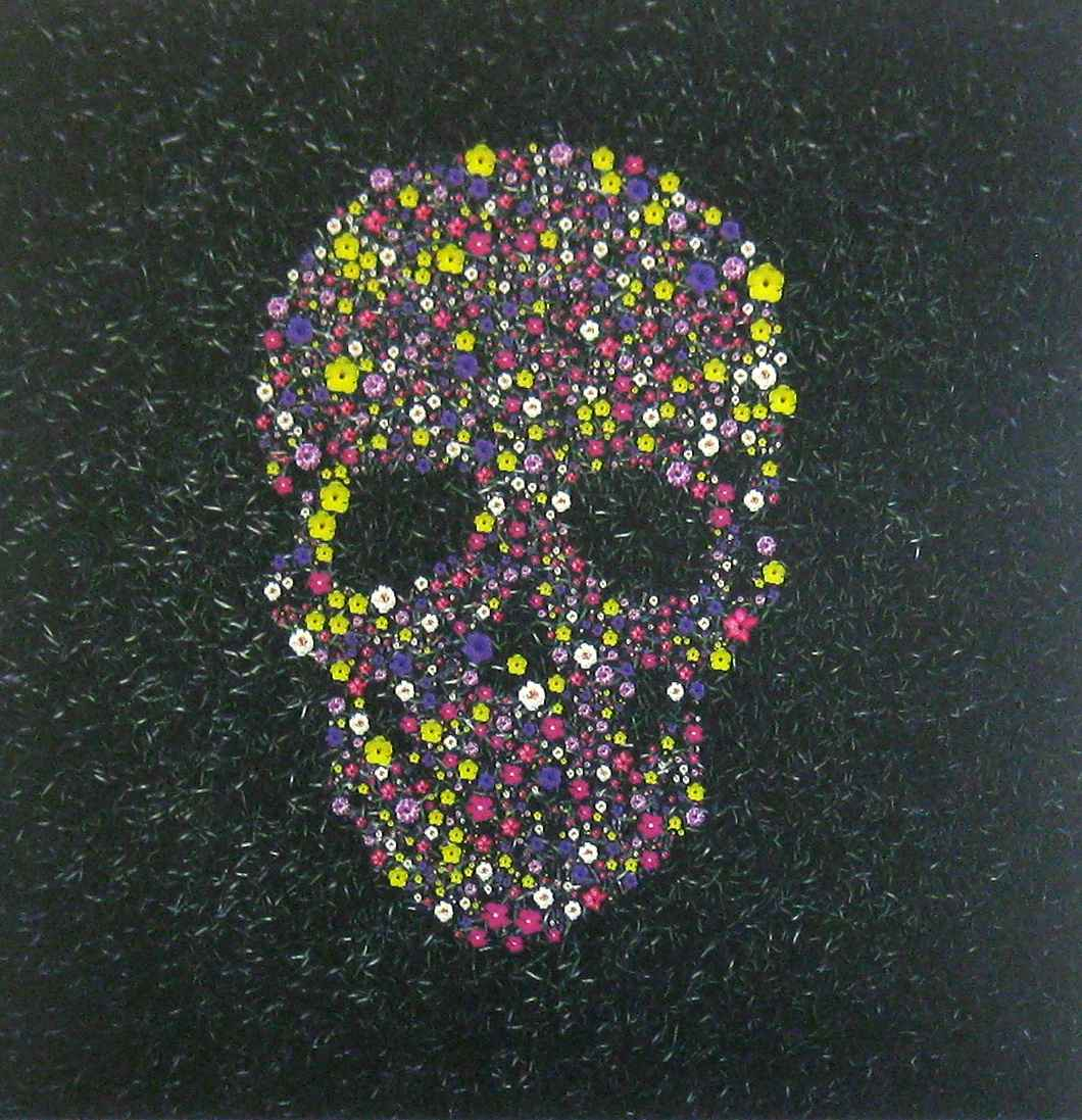Skull Continuum 202 by  Christopher Welch - Masterpiece Online