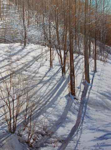 Sweeping Shadows, Jan... by  Michael Wheeler - Masterpiece Online