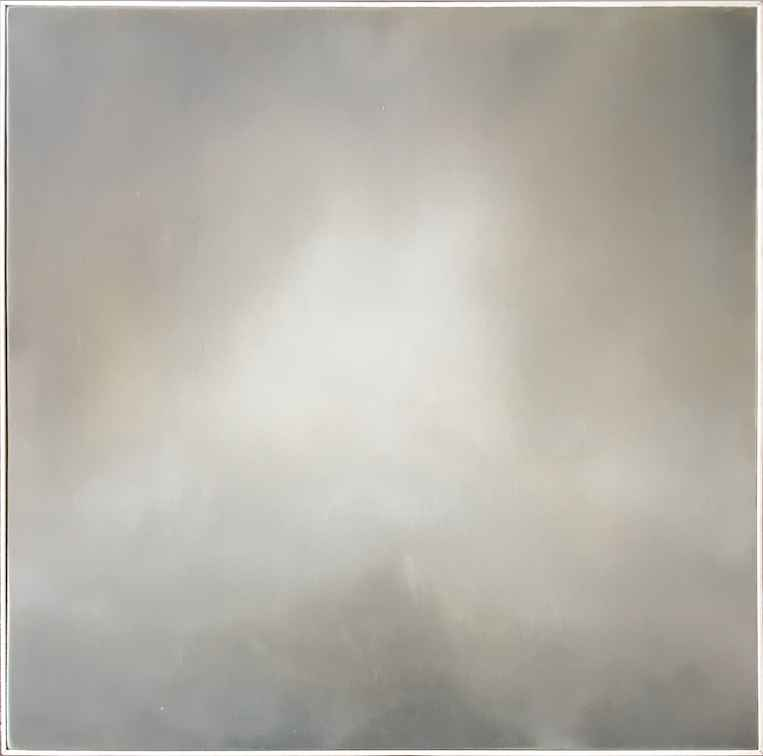 Mountains in Fog III represented  by  Matthew C. Metzger