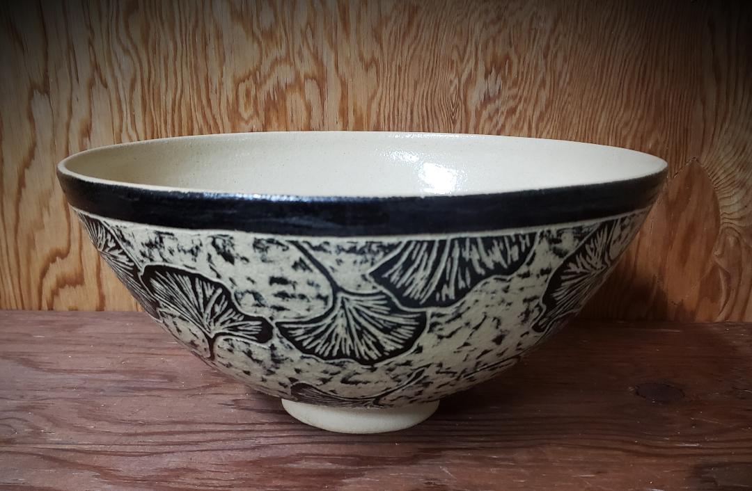 Gingko Bowl #1