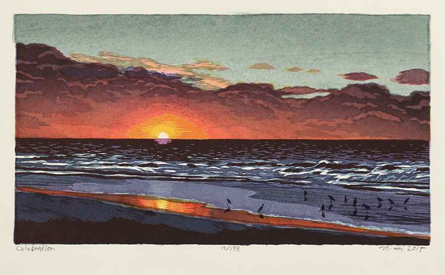 Celebration by  Micah Schwaberow - Masterpiece Online