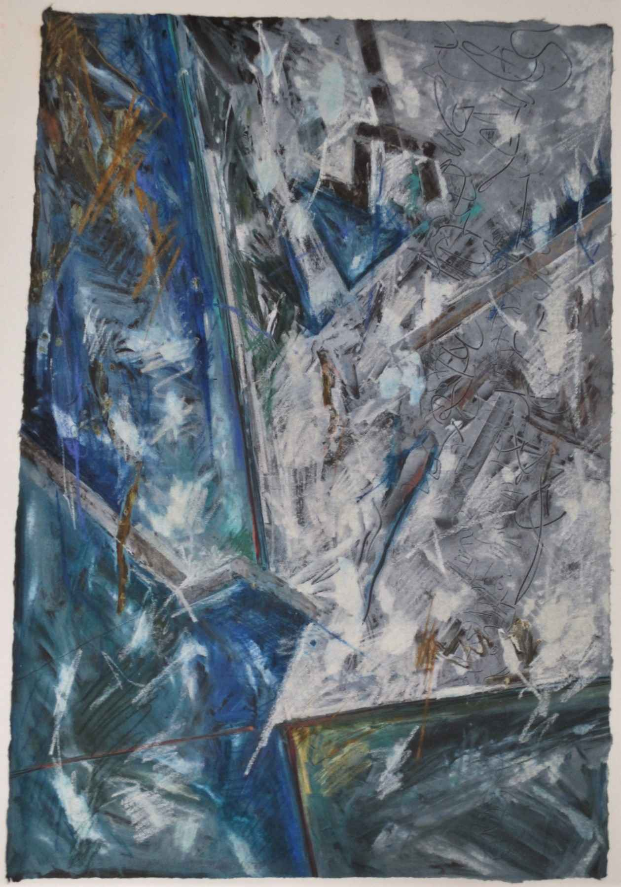 Untitled (Abstract) by  Margot Voorhies-Thompson - Masterpiece Online