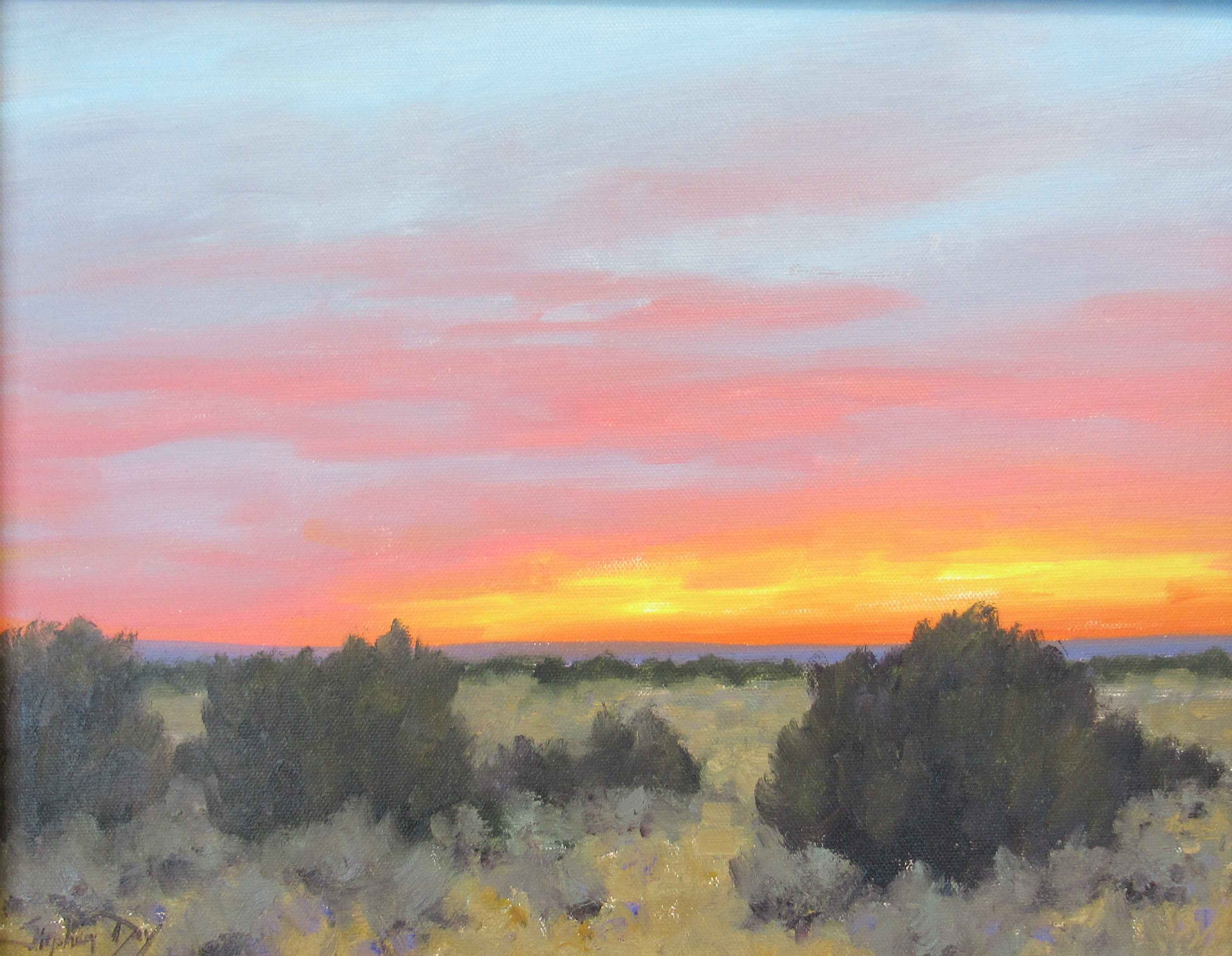 Bright Evening Sky by  Stephen Day - Masterpiece Online