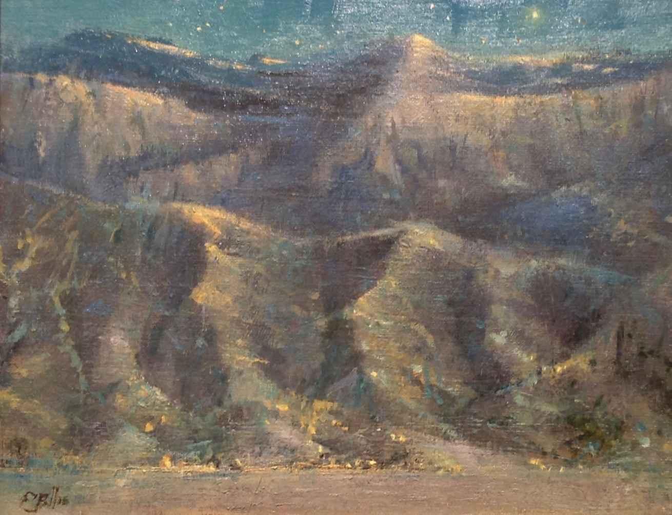 Night Slowly Falling by Ms. Elizabeth Pollie - Masterpiece Online