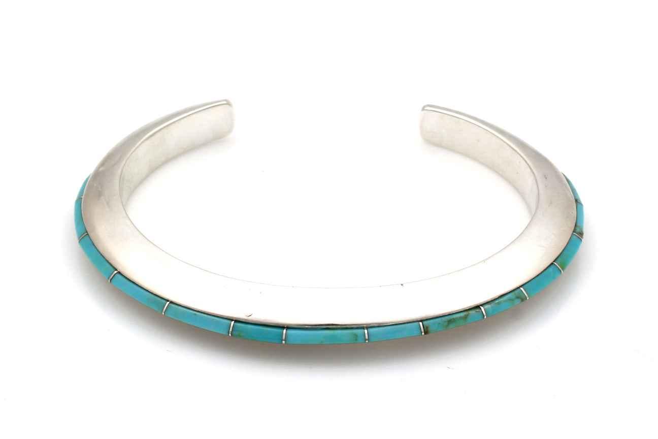 Slim Line Bracelet by  Ben Nighthorse - Masterpiece Online