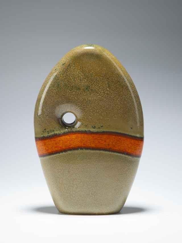 Stone, Orange Band by Mr. Kent Kahlen - Masterpiece Online