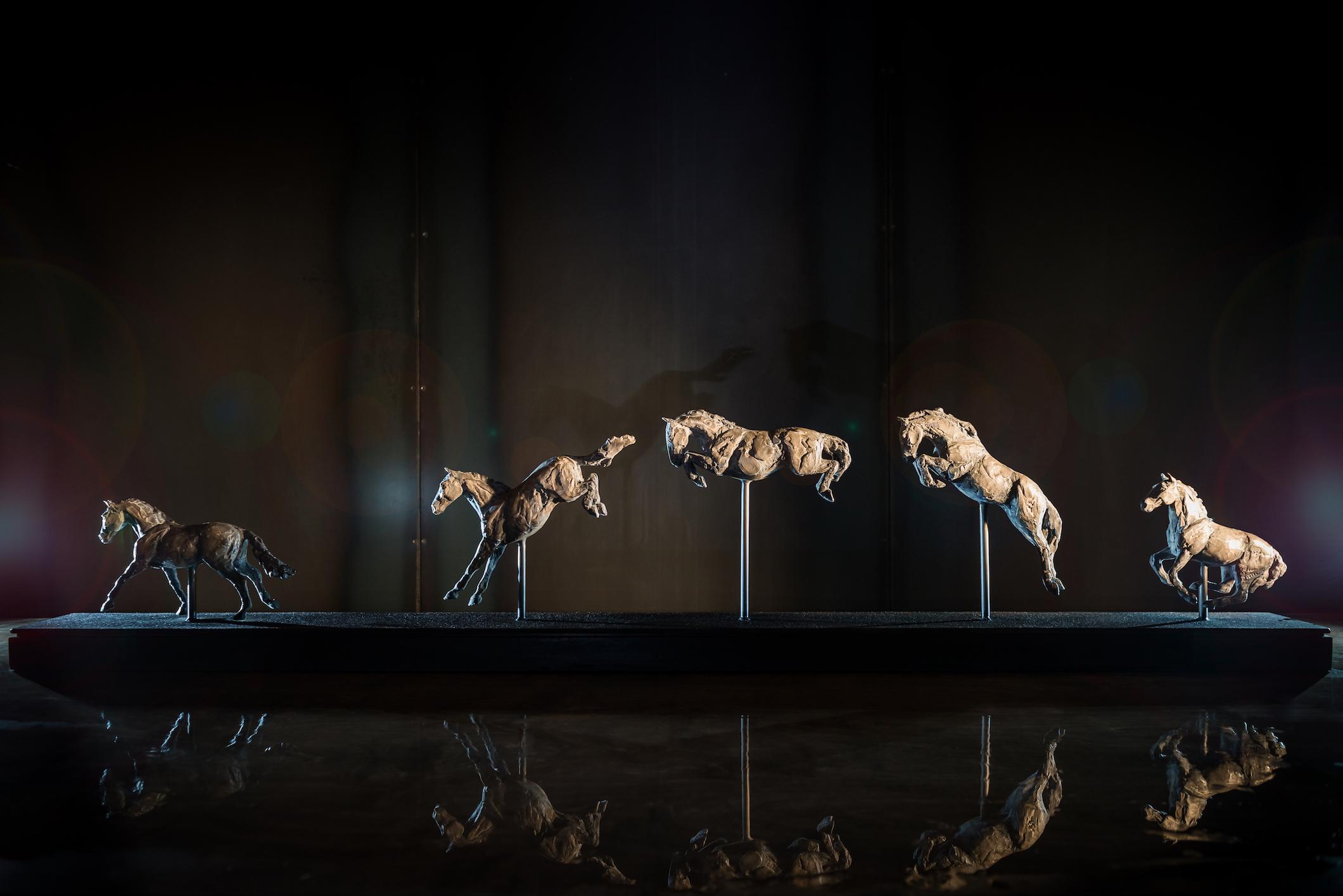 Bascule by  Stephanie Revennaugh - Masterpiece Online