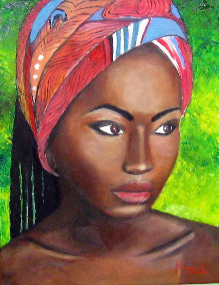 Pretty Girl by  Norma Farmer - Masterpiece Online