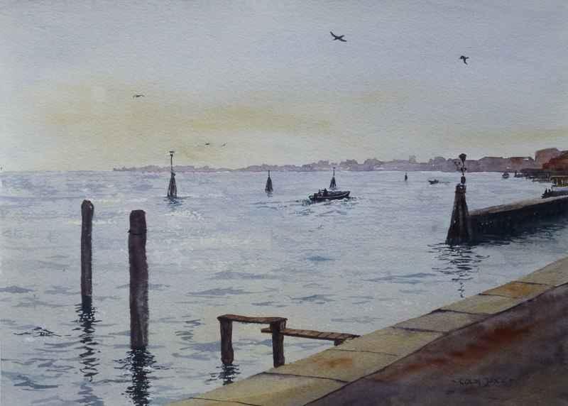 Early Morning Light, ... by  Colin Joyce - Masterpiece Online