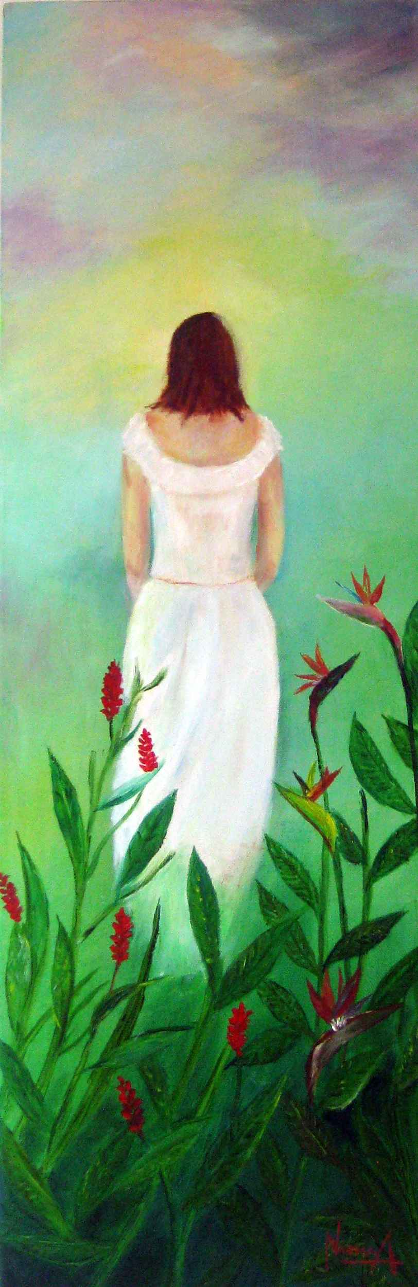 Serenity by  Norma Farmer - Masterpiece Online
