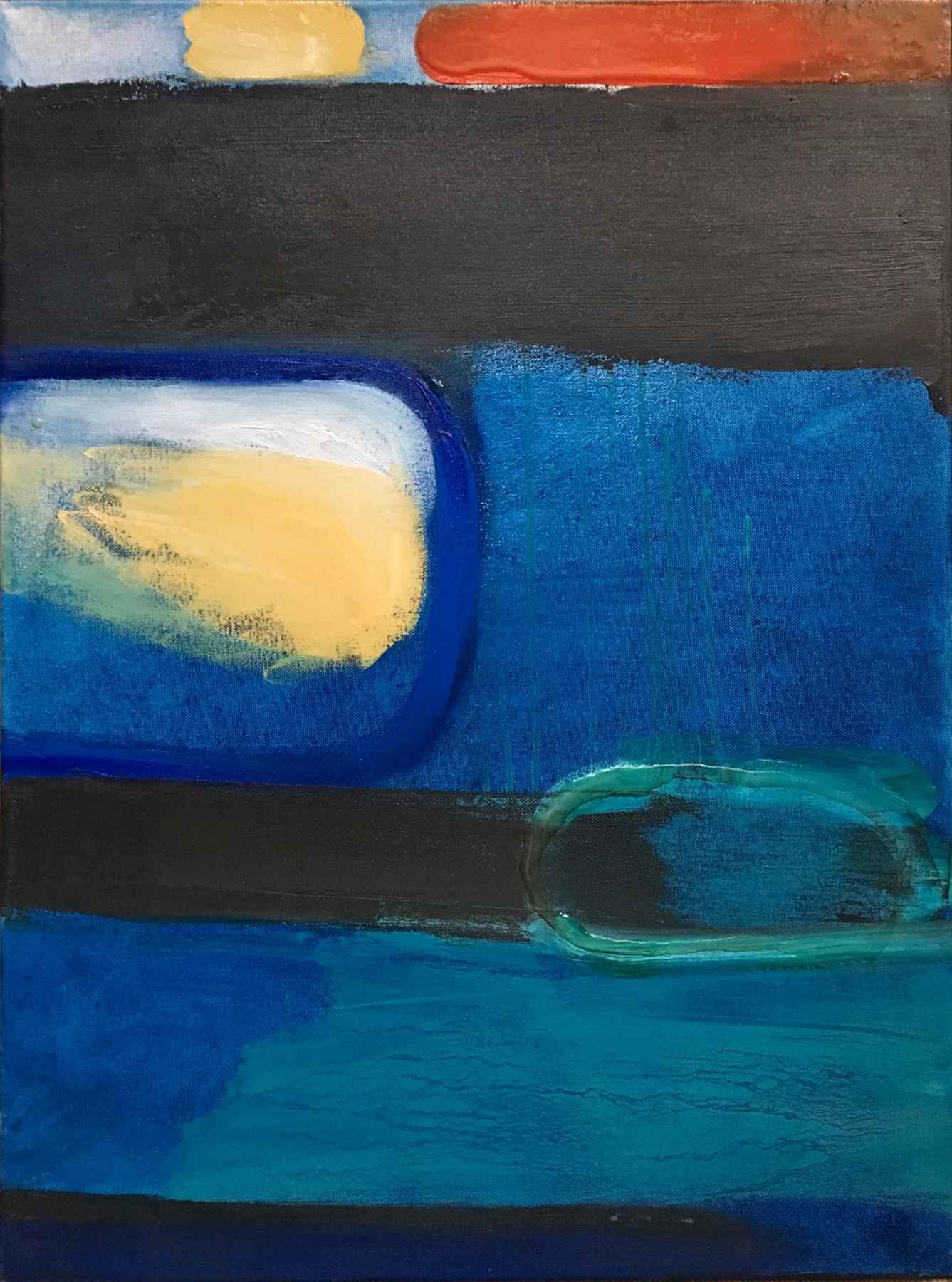 Hestia-Color Field Pa... by  Tracy Kay Felix - Masterpiece Online