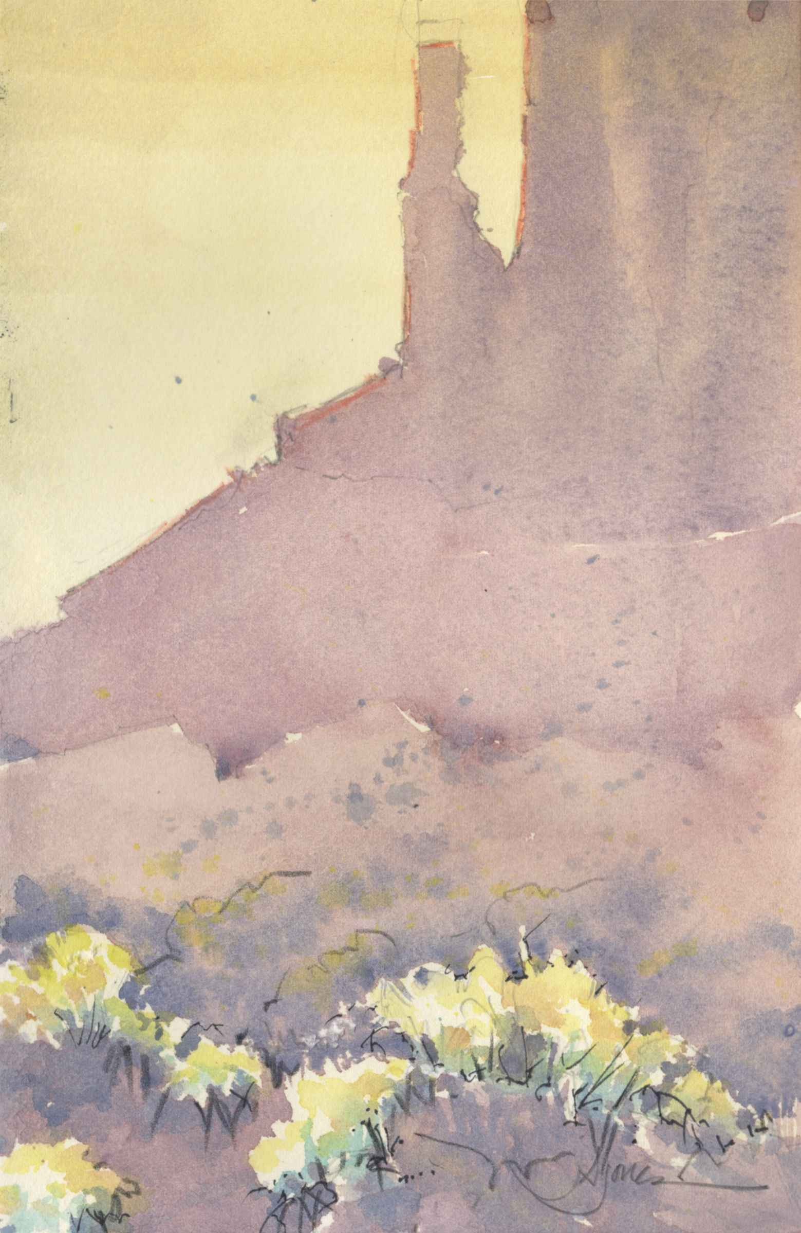 Piccacho Peak by  James Jones - Masterpiece Online