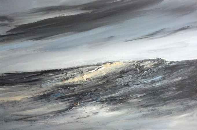 Dunes in Blk & Wht #2 by  Steve Lyons - Masterpiece Online