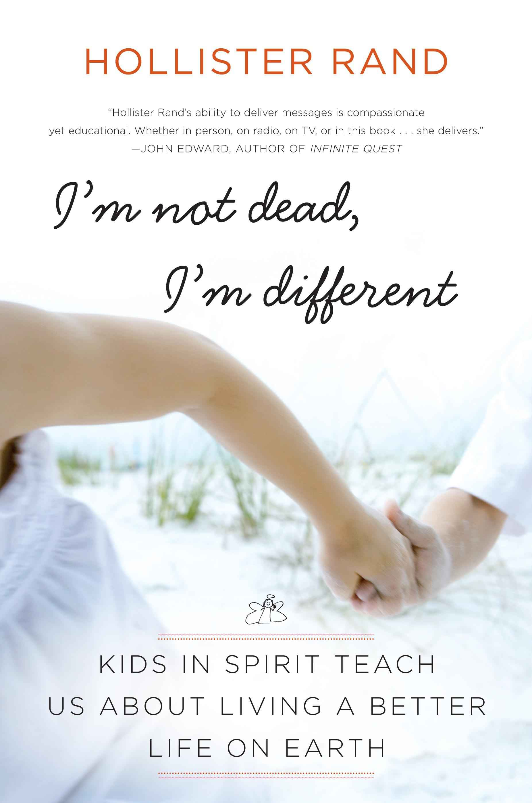 I'm Not Dead, I'm Dif... by  Hollister Rand - Masterpiece Online
