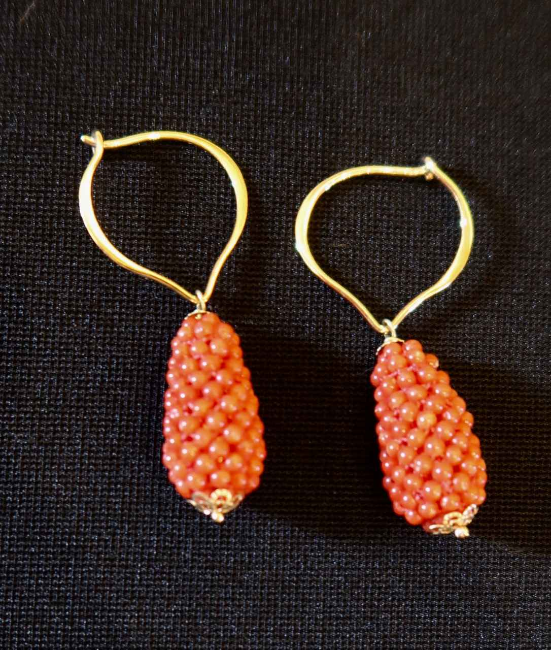 Red Bead Pineapple ... by Mrs. Rebecca Mach - Masterpiece Online