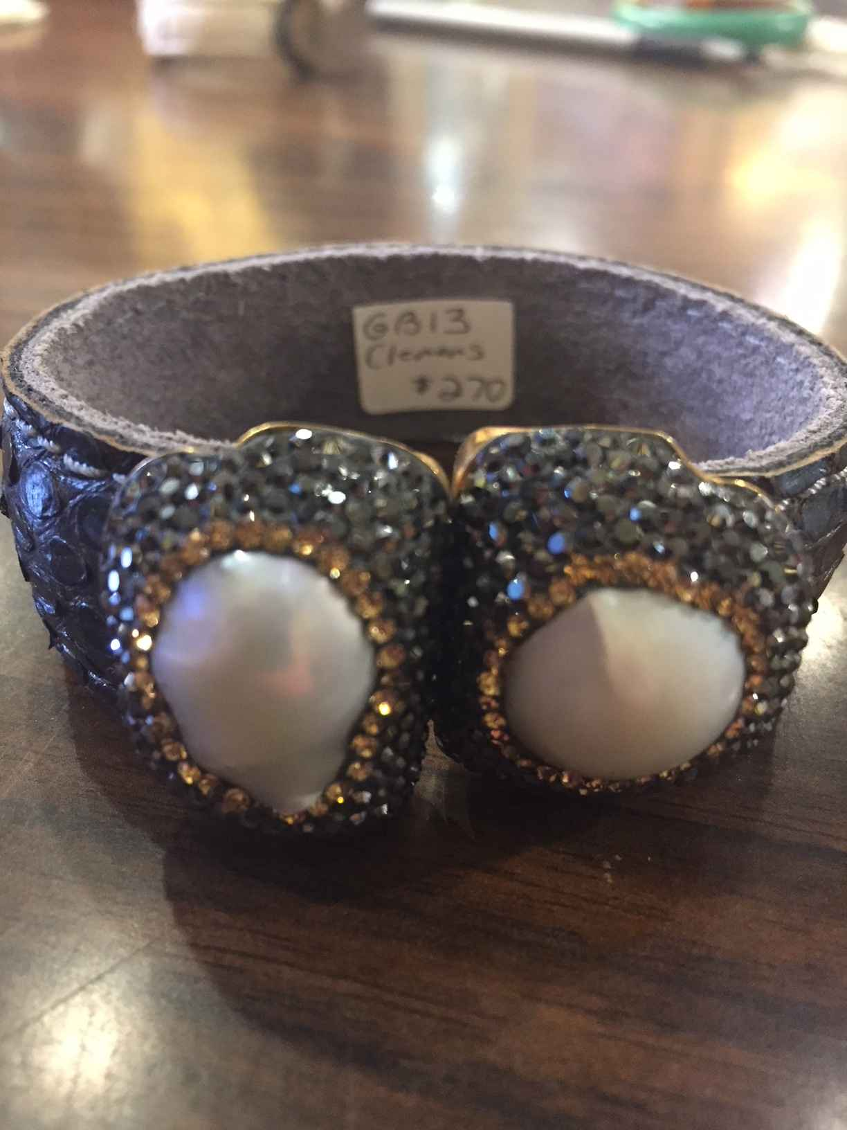 Bracelet by  Debbie Clemens - Masterpiece Online