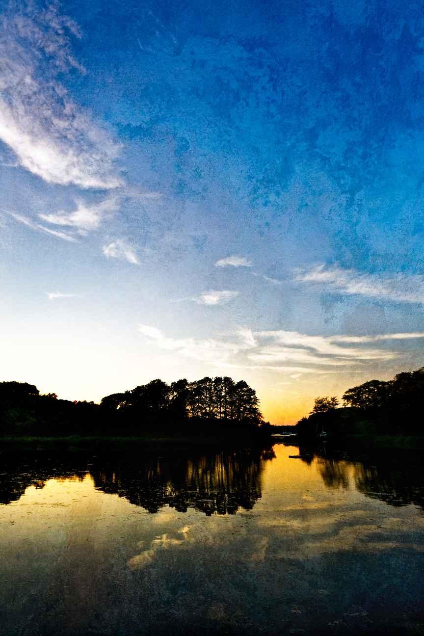 Water Works Sunset by  Michael Stimola - Masterpiece Online