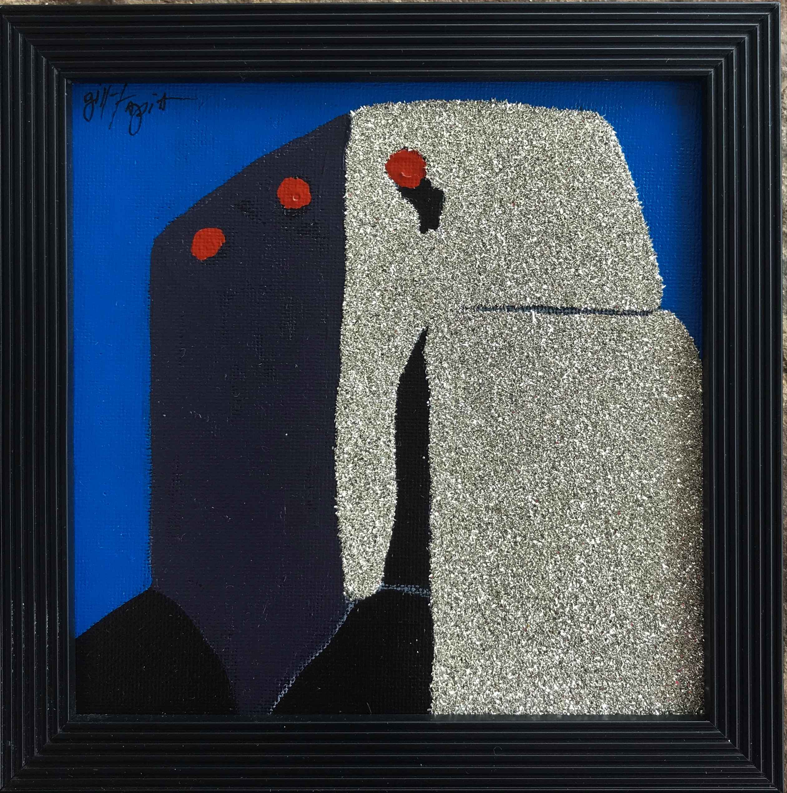 Silver Taos by  Alvin Gill-Tapia - Masterpiece Online