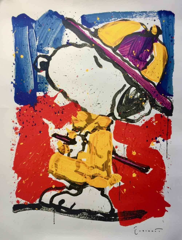 Prada Puss by  Tom Everhart - Masterpiece Online