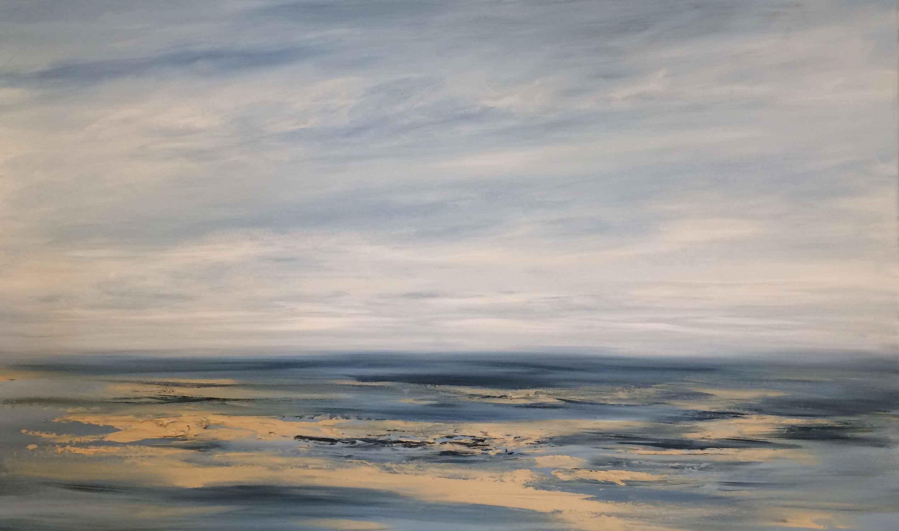 Serenade in Blue by  Steve Lyons - Masterpiece Online