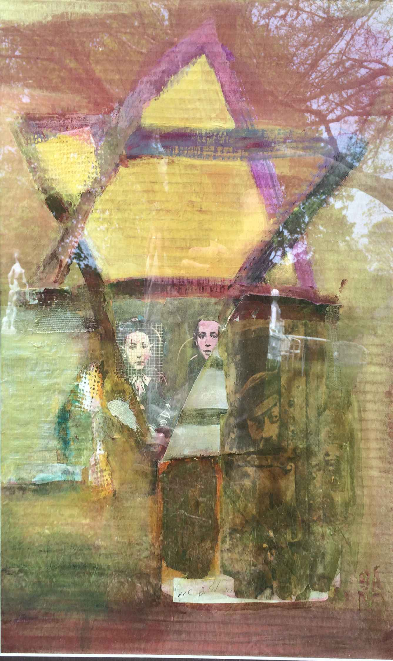 Star of David by  Rose Abrahamson - Masterpiece Online